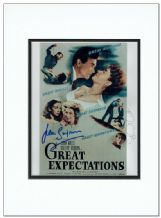 Great Expectations Autograph Signed Photo - Mills & Simmons